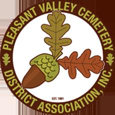 Pleasant Valley Cemetery Logo